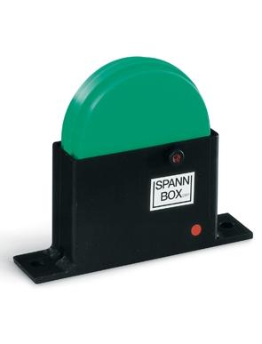 Spann-Box® size 2 with semi-circular profile / Murtfeldt